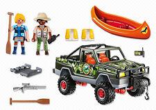 PLAYMOBIL 5558 wild Life Abenteuer-pickup Neu/ovp