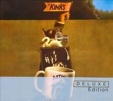 THE KINKS - Arthur CD Deluxe Edition NEW 2011 Bonus Tracks