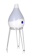 Crane Large Drop Ultrasonic Cool Mist Humidifier 1.5 gal Whisper Quite White