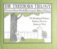 The Treehorn Trilogy: The Shrinking of Treehorn, Treehorn's Treasure, and Tree..