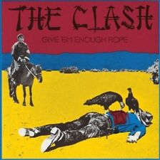 Give 'Em Enough Rope [LP] by The Clash (Vinyl, Oct-2013, Sony Legacy)