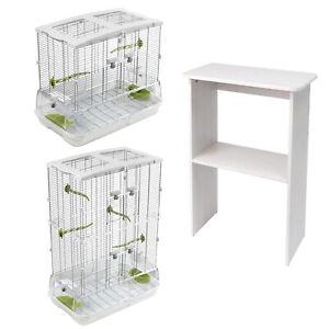 Hagen Vision Bird Cage Medium M01 M02 Regular Tall with Optional Stand