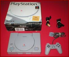 Sony Playstation 1 PS1 PSX SCPH-7501 System Boxed!