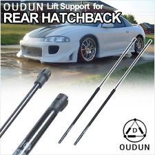 2pcs Rear Hatchback Gas Lift Supports Strut Shocks Fit 95-98 Talon 95-99 Eclipse
