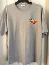 Walt Disney World Men's Gray 2007 T-Shirt