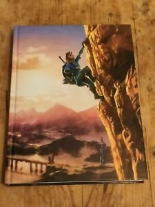 The Legend of Zelda: Breath of the Wild: The Complete Official Guide Collector's