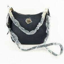 Tommy Hilfiger Sadie Pebble Medium Hobo Bag / Shoulder Bag / Purse $178, Navy
