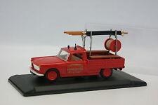 Eligor 1/43 - Peugeot 404 Pick Up Bomberos SDIS