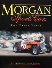 LIVRE/BOOK : MORGAN SPORTS CARS - THE EARLY YEARS voiture de collection,oldtimer