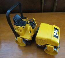 Bruder Toy Caterpillar Asphalt Drum Compactor - Cat