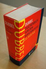 Beitz, Grothe: DUBBEL - Taschenbuch für den Maschinenbau, 20. Auflage