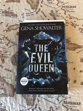 Gena Showalter The Evil Queen Advanced Uncorrect Proof