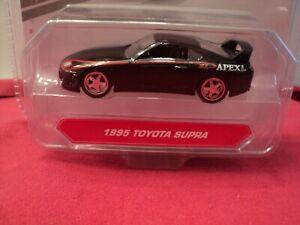 Jada 1995 Toyota Supra 1/64 scale nib 2019  release