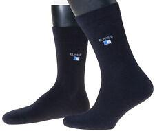 calcetines de algodón los hombres, con estampado, Made in GermanyEn Paquete 3