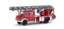 MB L 1519 DLK 30 rot/weiß (2.Version), H0 Auto Modell 1:87, Brekina 47073, TD