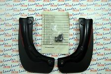 GENUINE Vauxhall ZAFIRA B - FRONT MUDFLAPS / SPLASH GUARDS KIT - NEW MUD FLAPS