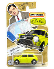 Matchbox Mr. Bean Mini Cooper Lime Green