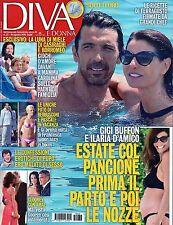 Diva.Gigi Buffon & Ilaria D'Amico,Claudia Pandolfi,Laura Freddi,Antonio Cassano
