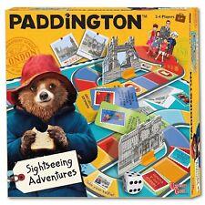 Paddington TOURISME AVENTURES Jeu de société familial jouet par University Games