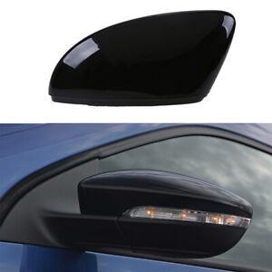 Left Driver Side Rearview Mirror Cover Cap Fit VW Jetta Beetle Passat 2015-2018