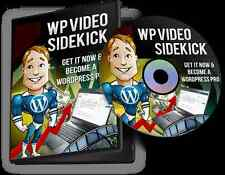 How To Build Your Wordpress Site- Step By Step Video Course on 1 CD