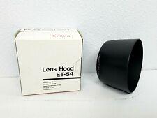 Genuine Canon ET-54B Lens Hood for EF-M 55-200mm f/4.5-6.3 I