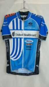 United Healthcare Pro Cycling Team Voler Mens S/S FS Race Short sleeve Jersey Me