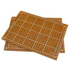 10Pcs 5 x 7 cm DIY Prototype Paper PCB Universal Board New