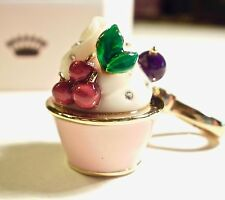 Juicy Couture Charm ~ Summer Ice Cream Sundae for Bracelet-Necklace-Purse