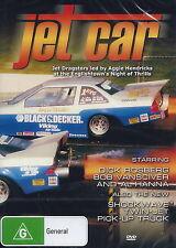 Jet Cars - Racing Cars / Motor Sport - NEW DVD