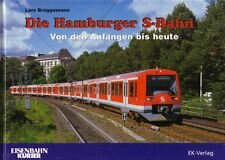 Book - Die Hamburger S-Bahn - Bruggemann - Hamburg Electric Railway - EK Verlag