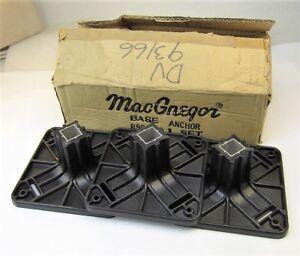 MacGregor Base Anchor Set B95 New