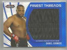 2012 Topps UFC Finest Dale Cormier Fighter Worn Gear Card # 36/188