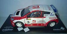 1:18 SOLIDO MODELLO AUTO IN METALLO TOYOTA COROLLA 2006 T. ANDROS PROST 83001