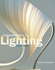 Fundamentals of Lighting by Susan M. Winchip (2011, Paperback)
