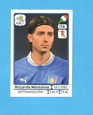 PANINI-EURO 2012-Figurina n.328- MONTOLIVO - ITALIA -NEW