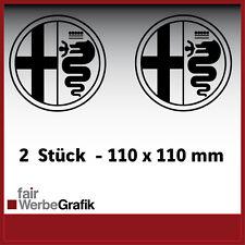 Alfa Romeo / Dekor / Aufkleber / Sticker / Logo