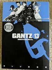 Gantz Vol. 13 by Hiroya Oku (2010, Paperback)