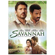 Savannah (DVD, 2013) NEW SEALED Jim Caviezel Hal Holbrook Sam Shepard