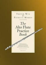 Trevor Wye The Alto Flute Practise Guide Learn to Play Beginner Easy Music Book
