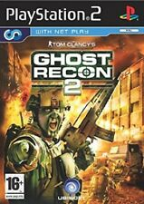 Tom Clancy's Ghost Recon 2 for Playstation 2 (2004, PAL)