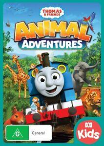 BRAND NEW Thomas & Friends - Animal Adventures (DVD, 2021) *PREORDER R4