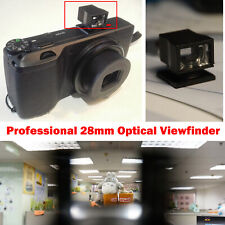 For Ricoh GR GRD2 GRD3 GRD4 Digital Camera 28mm Professional Optical Viewfinder