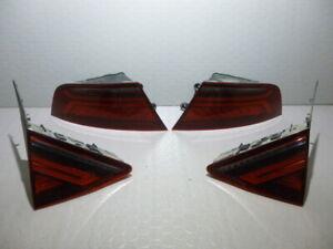 Audi A7 4G Sportback Facelift LED Rückleuchten Heckleuchten rear lights S7 RS7