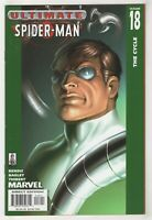 Ultimate Spider-Man #18 (Apr 2002, Mavel) [Doctor Octopus] Bendis, Mark Bagley H