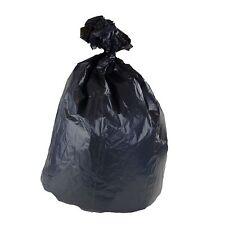 Müllsäcke Schwarz Abfallbeutel Mülltüten 120 Liter 25 Stück