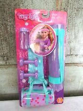 """My life as 18/"""" Doll Yoga play set fits Gabriella"""