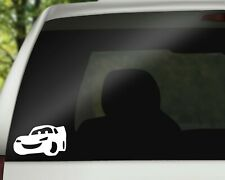 Lightning McQueen Disney Decal Sticker for Car, Wall or Laptop