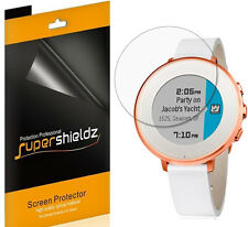 6X Supershieldz Anti Glare (Matte) Screen Protector For Pebble Time Round 20mm