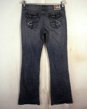 euc Chip and Pepper women's Laguna Beach Flare Denim Jeans medium wash SZ 9
